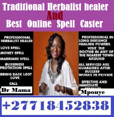 Online best Traditional healer and Spell caster +27718452838 Drmama Mponye