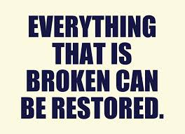 Ways to restore Broken Relationship